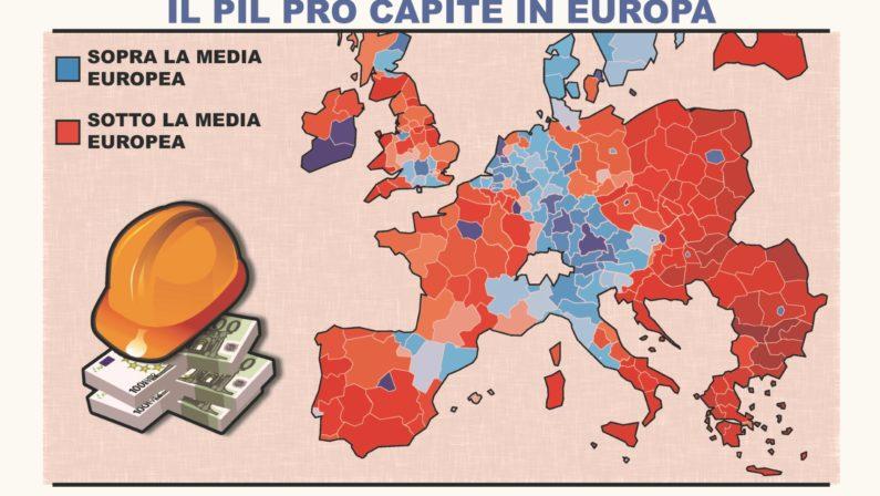 Conti fuori posto e niente riforme: a rischio finanziamenti Ue in ItaliaI contributi sono legati al rispetto delle regole e sono distribuiti a rate