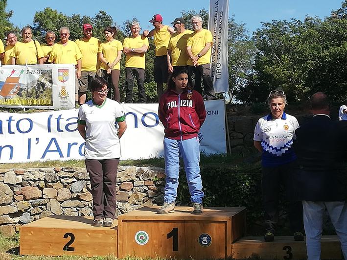 Medaglia d'argento al tiro con l'arco per l'arianese Marianna Rogazzo