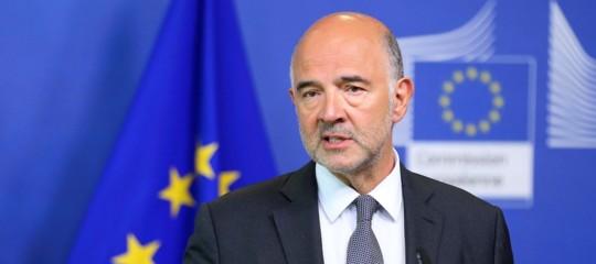 L'allarme: troppo grossa per essere salvata L'Italia è un pericolo per tutta l'Unione europea