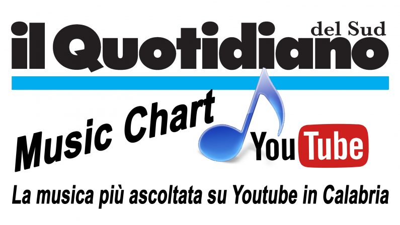 CLASSIFICA - I 10 brani più ascoltati in Calabria su Youtube