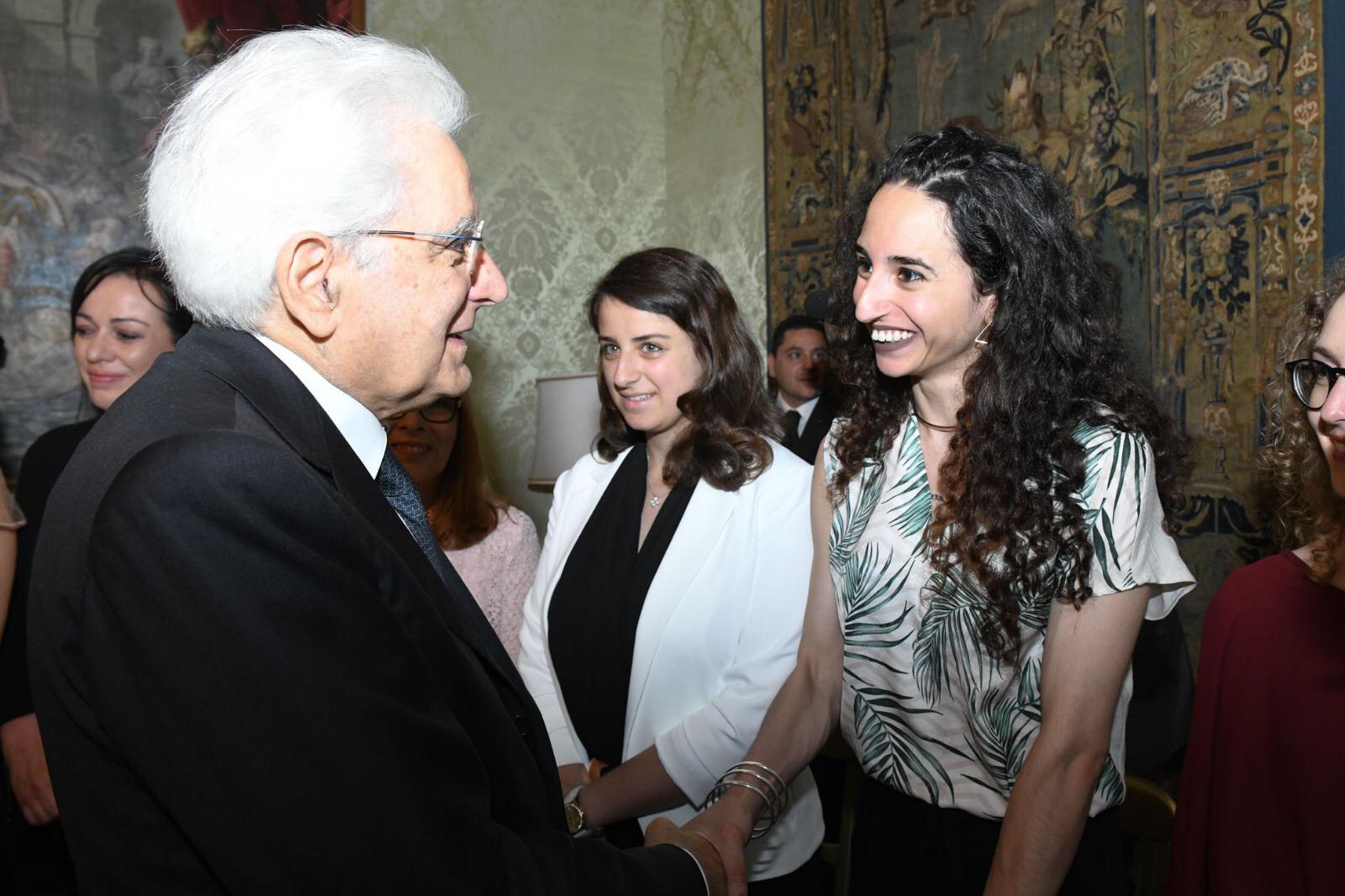 Il premio Bellisario a una neolaureata dell'Unical  L'Oscar delle donne nato per celebrarne il talento
