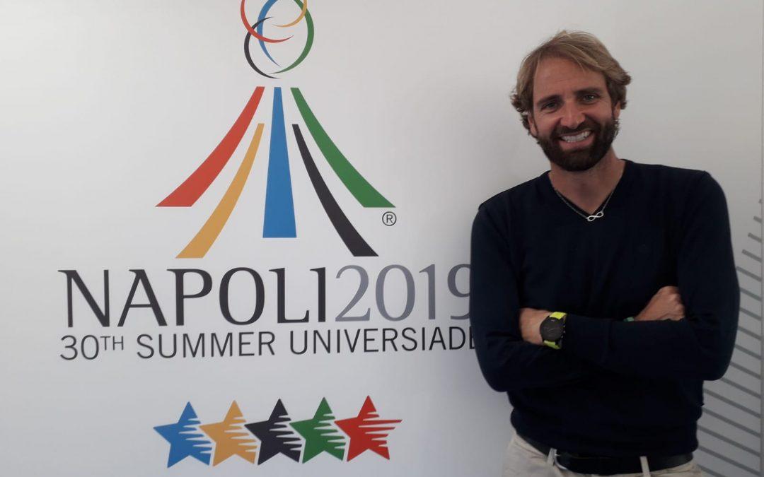 Universiadi: Rosolino e Oliva incontrano i ragazzi degli Istituti Penali minorili