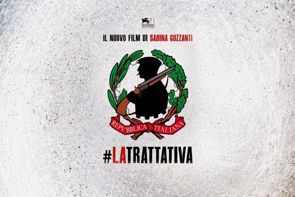La serata evento su La Trattativa di Sabina Guzzanti  L'Anteprima dello speciale in programma su Raidue