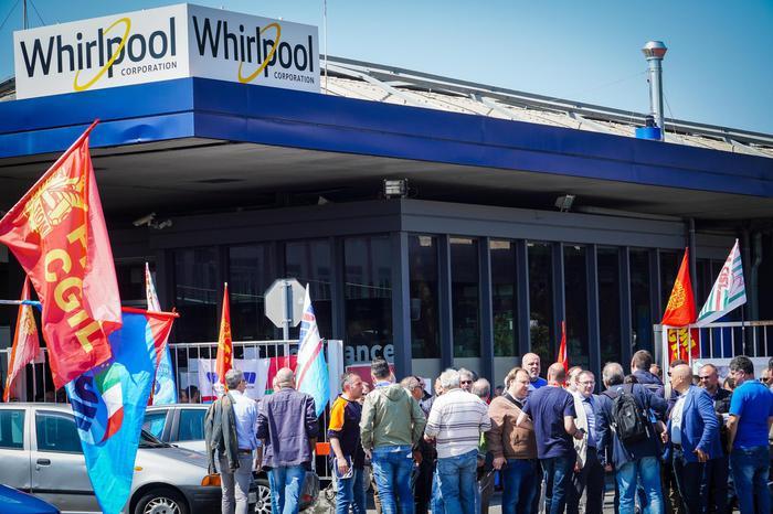 Whirpool, Palombella: Vertenza che preoccupa: Napoli non deve chiudere