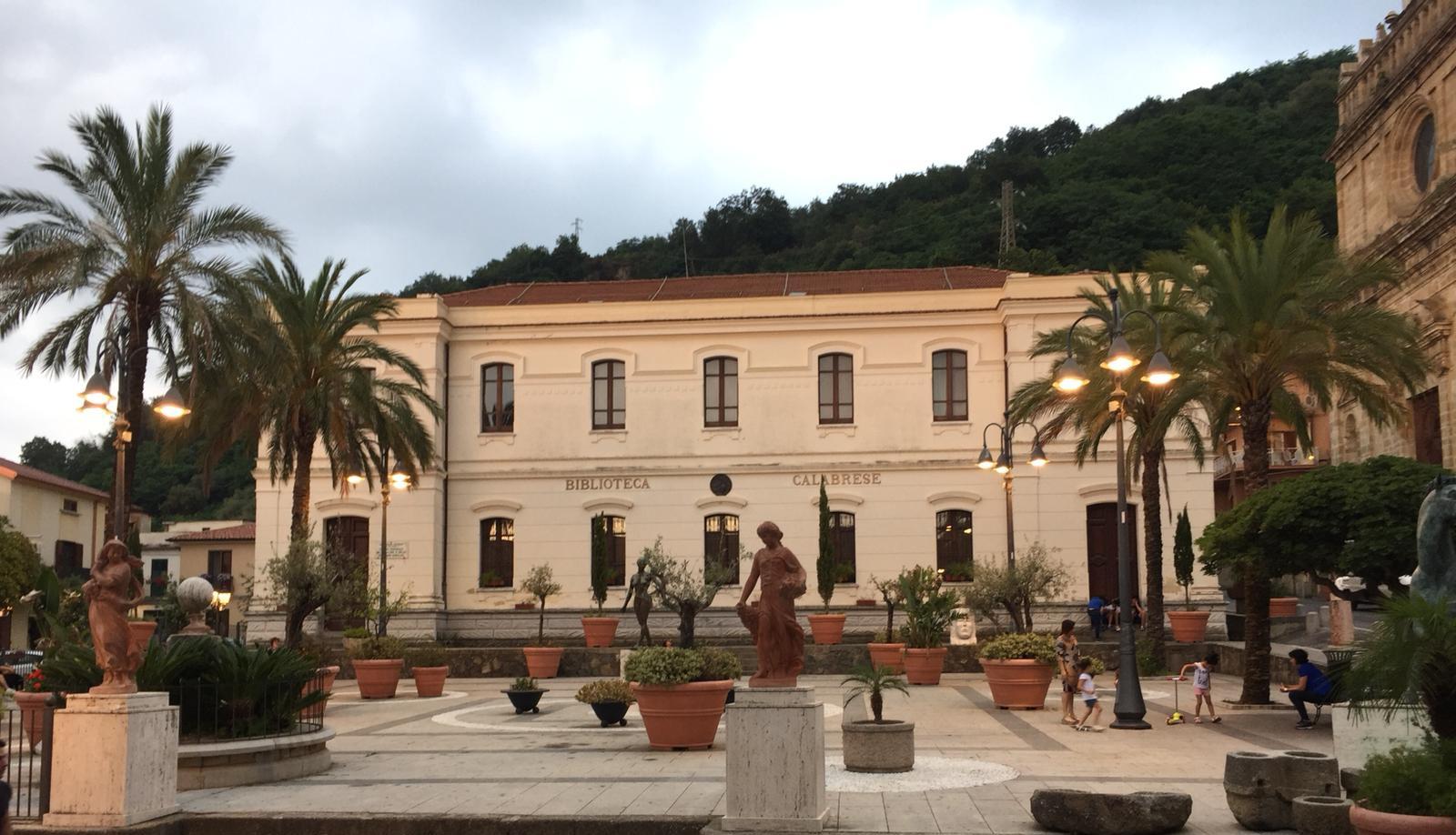 Biblioteca Calabrese di Soriano resta senza personaleScaduta convenzione con la Regione, rischio chiusura