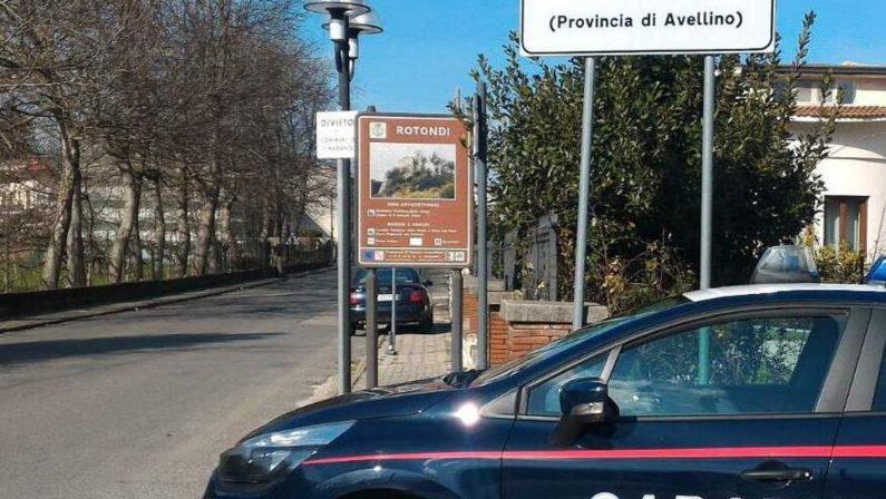 Tentata rapina con spray urticante: 43enne arrestato dai carabinieri