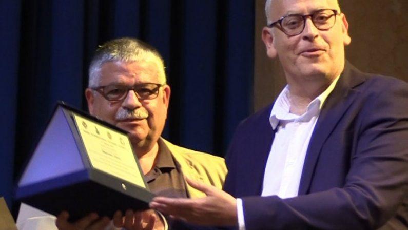 VIDEO - Premio Losardo, il riconoscimento al giornalista del Quotidiano Massimo Clausi