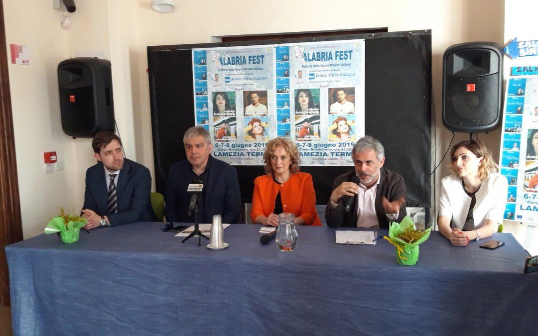 """Musica, il festival per promuovere nuovi artisti  A Lamezia 3 giorni per il """"Calabria fest – Tutta Italiana"""""""