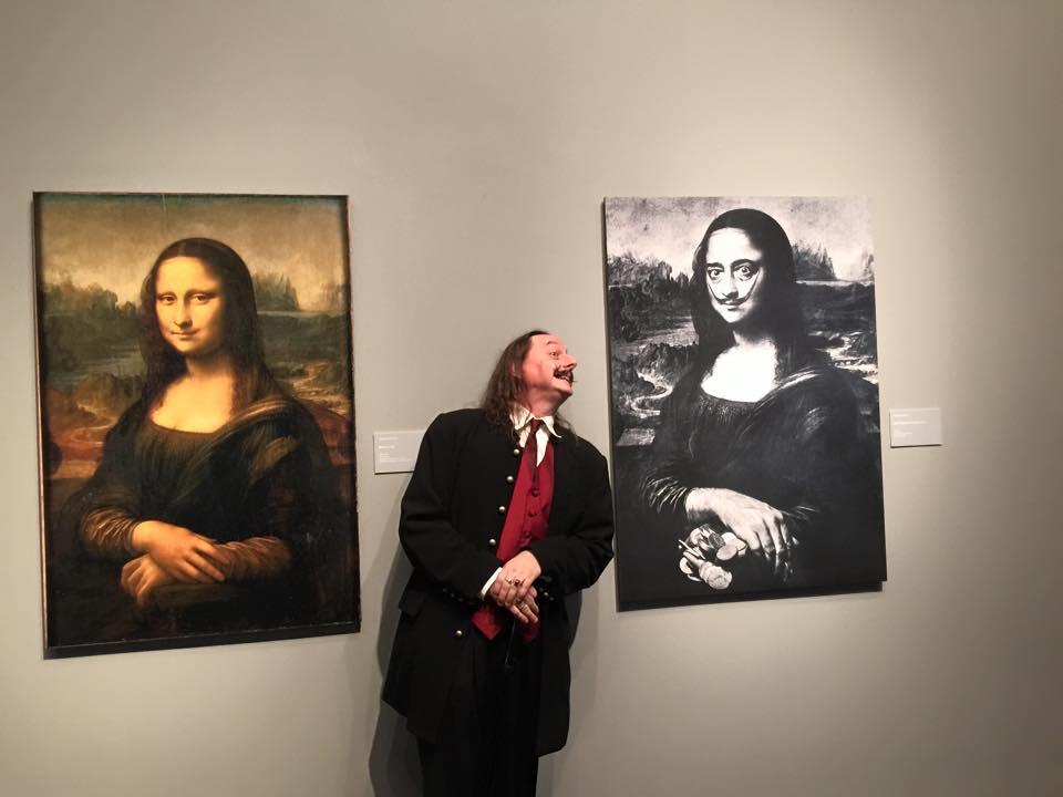 Le opere di Salvatore Dalì in mostra a Capri