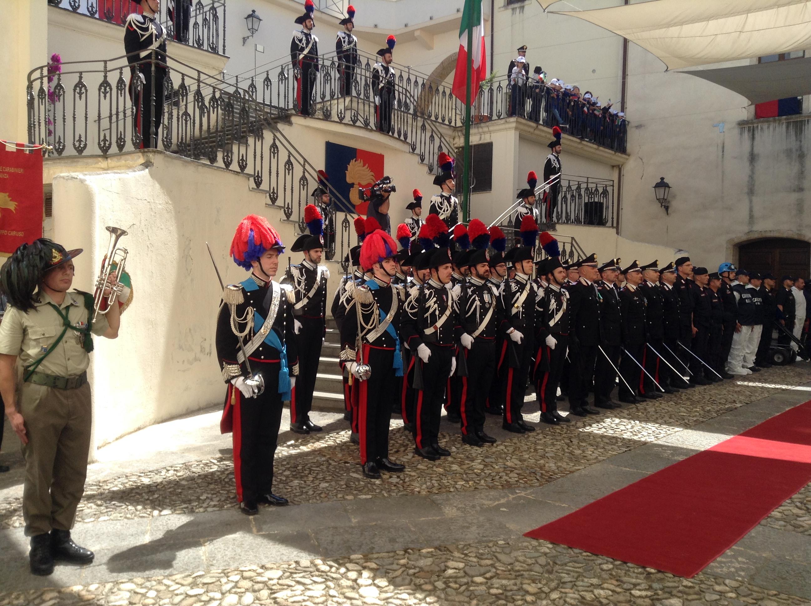 Carabiniere campano ucciso a coltellate nella notte in centro a Roma