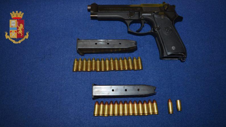 Tenta di rapinare un Mc Drive a Reggio Calabria, arrestatoL'uomo ha morso uno dei cassieri e sparato un colpo di pistola