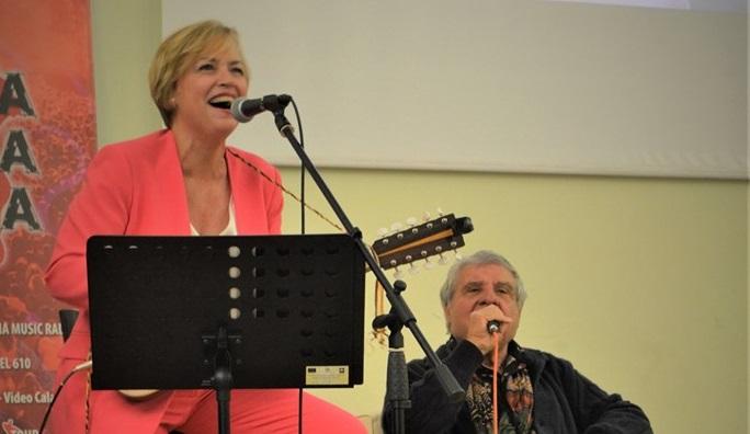 Musica, Francesca Prestia canta Otello ProfazioA Catanzaro la presentazione del cd della cantastorie