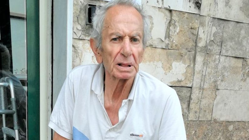 Il pensionato senzatetto e invalido ha trovato ospitalità L'uomo ricevuto in una struttura del Vibonese