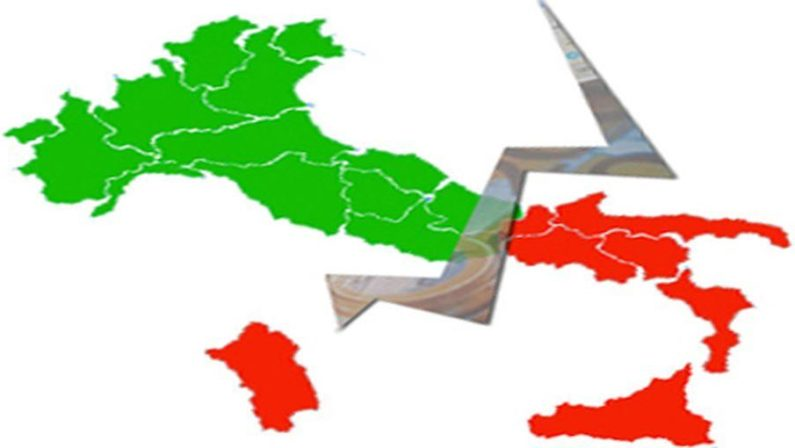 Se l'autonomia aumenta la spaccatura del Paese