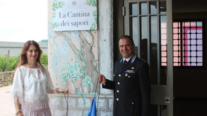 Non solo vino ma anche erbe e marmellate nel carcere di Sant'Angelo dei Lombardi