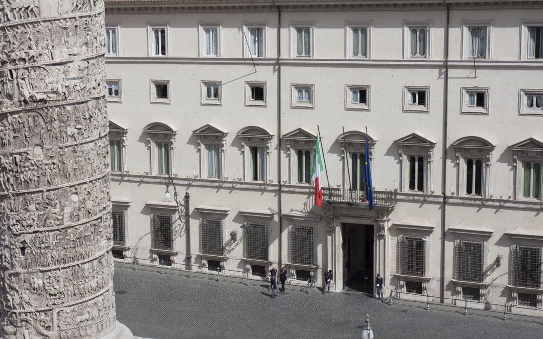 L'editoriale del direttore Roberto Napoletano Sull'orlo del burrone