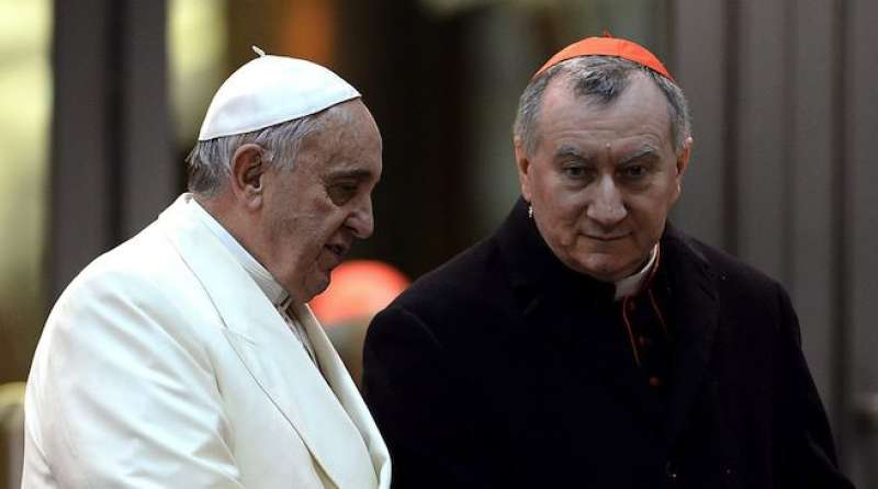 Il segretario di Stato Vaticano arriva in Calabria  Cardinale Parolin per una messa su un terreno confiscato