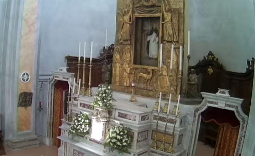 Il quadro del Santo si apre e si richiude da solo: a Soriano, nel Vibonese, si grida al miracolo