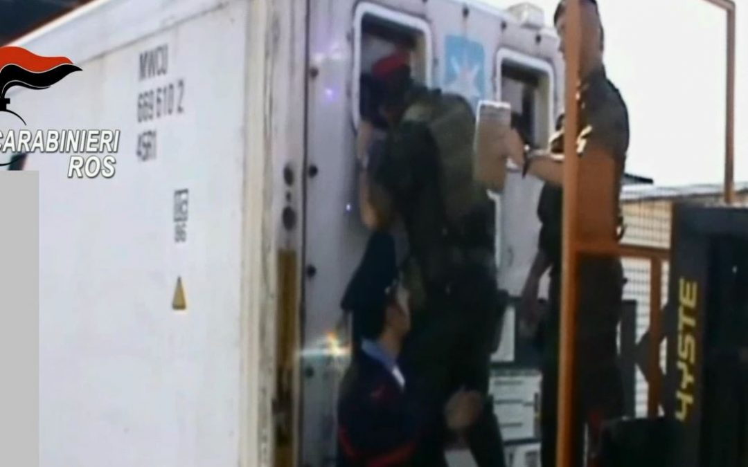 VIDEO – 'Ndrangheta, sgominata organizzazione con base nel Reggino per il traffico internazionale di droga