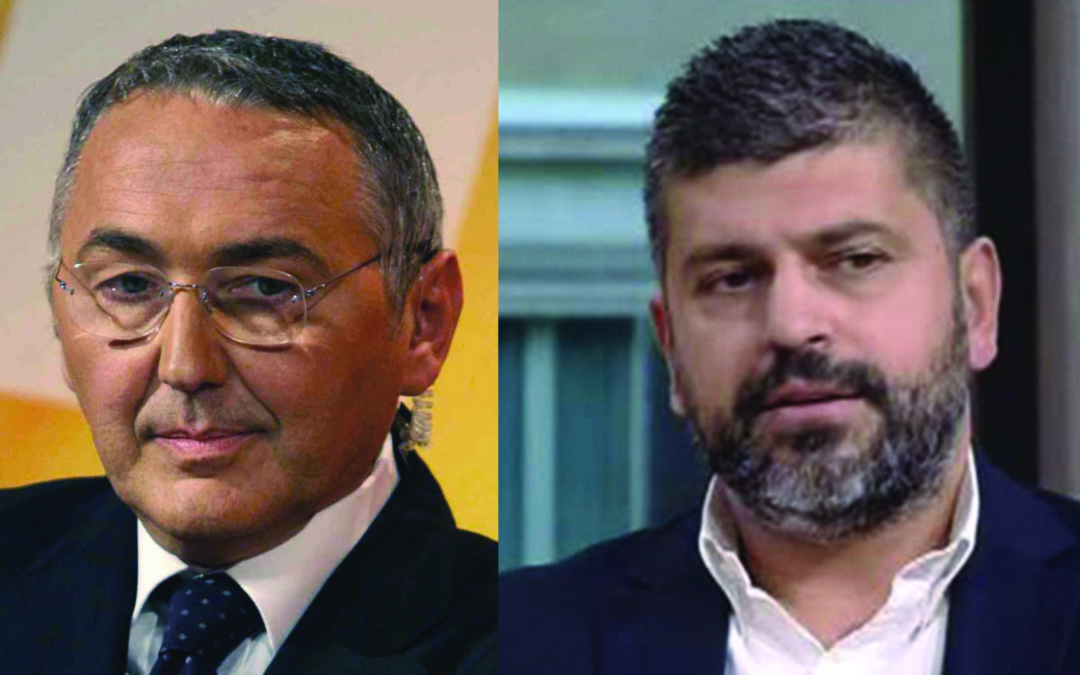 Emilio Carelli e Francesco Zicchieri