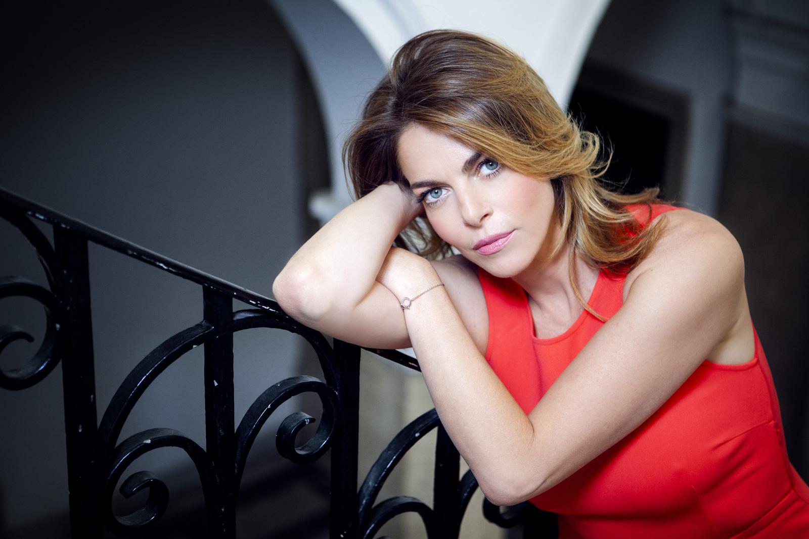 Claudia Gerini racconta Monica Vitti al Festival nazionale del cinema e della televisione di Benevento