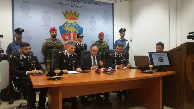 Scomparsa Francesco Vangeli, blitz dei carabinieri: un fermoÈ ritenuto essere uno degli autori dell'omicidio del 25enne