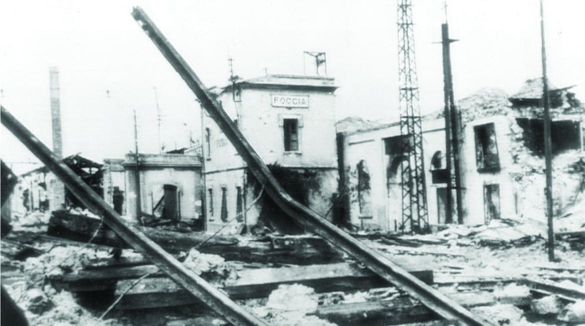 Foggia rasa al suolo. Un inferno da maggio a settembre '43 La battaglia per onorare le vittime di un massacro dimenticato