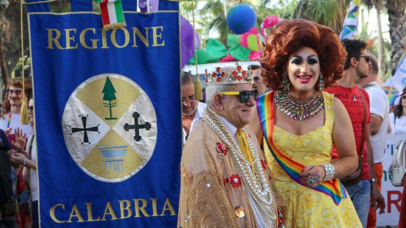 Parte dai giovani calabresi la sfida all'omofobiaIl Gay Pride di Reggio segnale di come cambia la regione