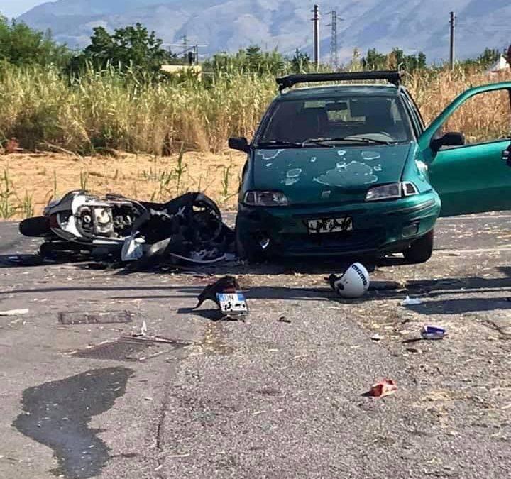 L'incidente mortale a Santa Maria del Cedro