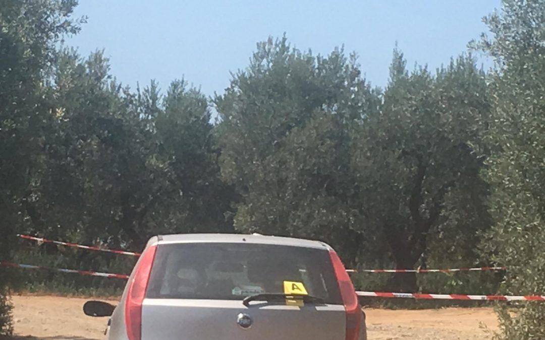 Duplice omicidio a Corigliano Rossano  Trovati due cadaveri all'interno di un'auto