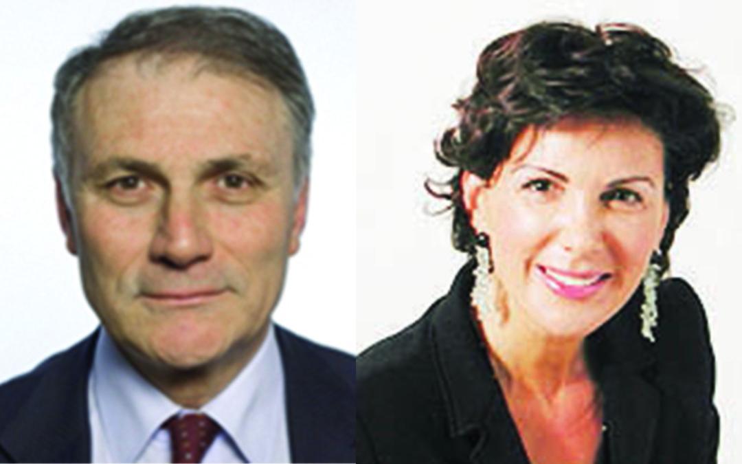 Alessandro Saro Alfonso Pagano e Anna Cinzia Bonfrisco