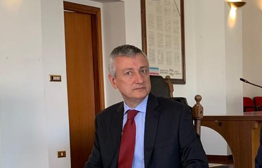 Vibo, il prefetto Zito incontra l'imprenditore Zappia«Ha avuto il coraggio di denunciare i suoi estorsori»