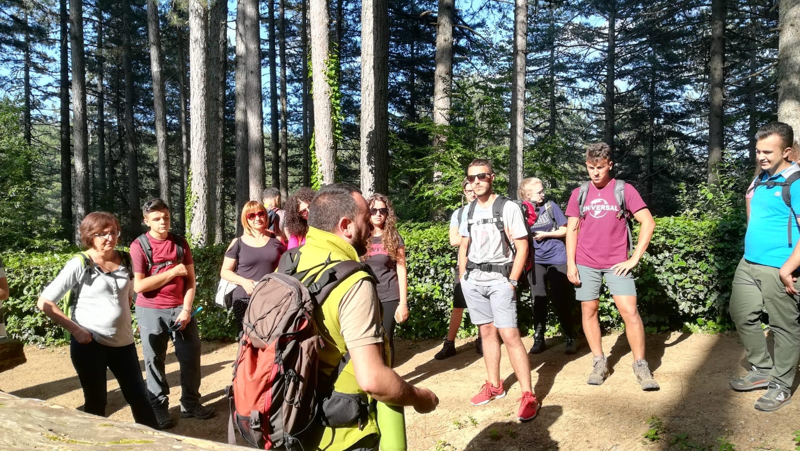 La montagna come vera e propria scuola di vita  Arriva nel Parco Nazionale della Sila il Progetto Montagna Maestra