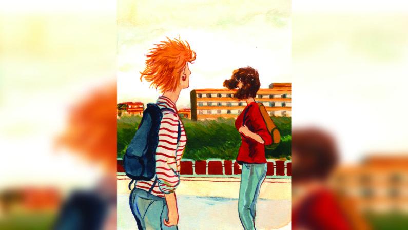 IL RACCONTO - Io, Lala e l'universitàÈ vero, siamo sole ma insieme come sempre
