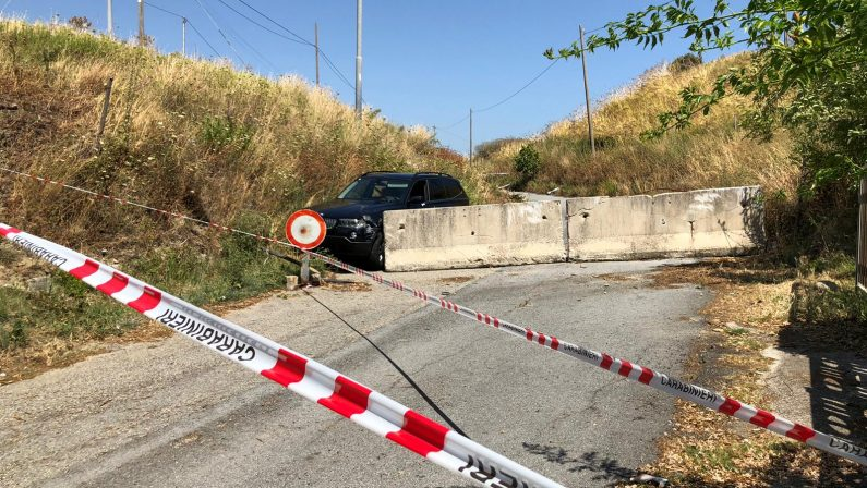 FOTO - Tentato furto a casa di un giudice nel CatanzareseLe immagini delle indagini dei carabinieri