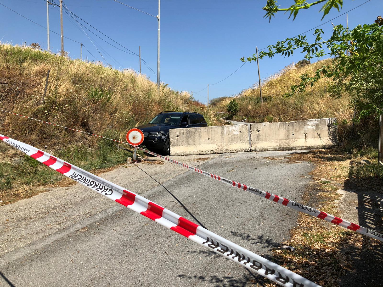 FOTO – Tentato furto a casa di un giudice nel Catanzarese  Le immagini delle indagini dei carabinieri