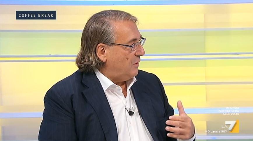 VIDEO – Il direttore Roberto Napoletano ospite a Coffee break  La puntata integrale della trasmissione di Andrea Pancani