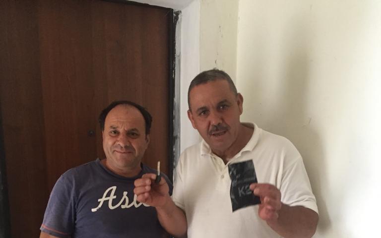 Vibo, risolto il caso di Moudik Salah: ha finalmente preso possesso della sua abitazione