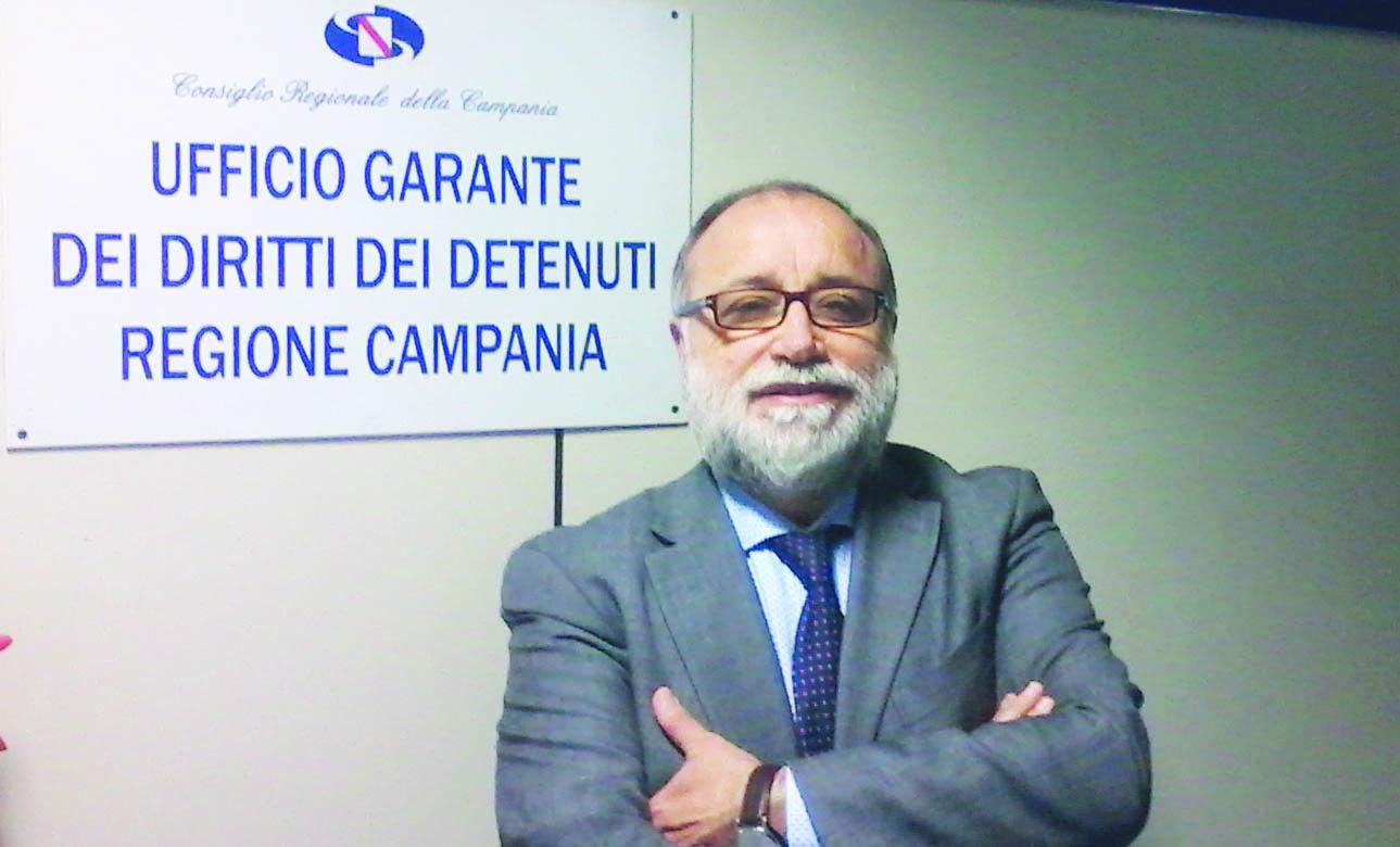 Ciambriello: Nei carceri irpini 250 detenuti in più
