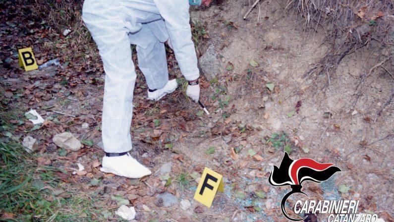 'Ndrangheta, duplice omicidio risolto dopo 13 anniLa faida del Catanzarese dietro il delitto di Taverna