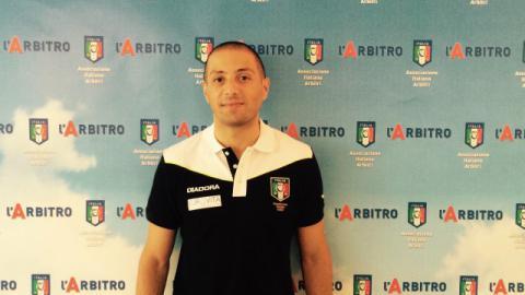 Vecchi di Lamezia Terme farà da assistente in Serie A  Promossi anche gli osservatori Palmieri e Pititto