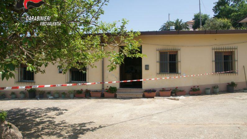 FOTO - OmicidioAndrea Mastrandrea, le immagini del luogo della rapina e dei presunti killer