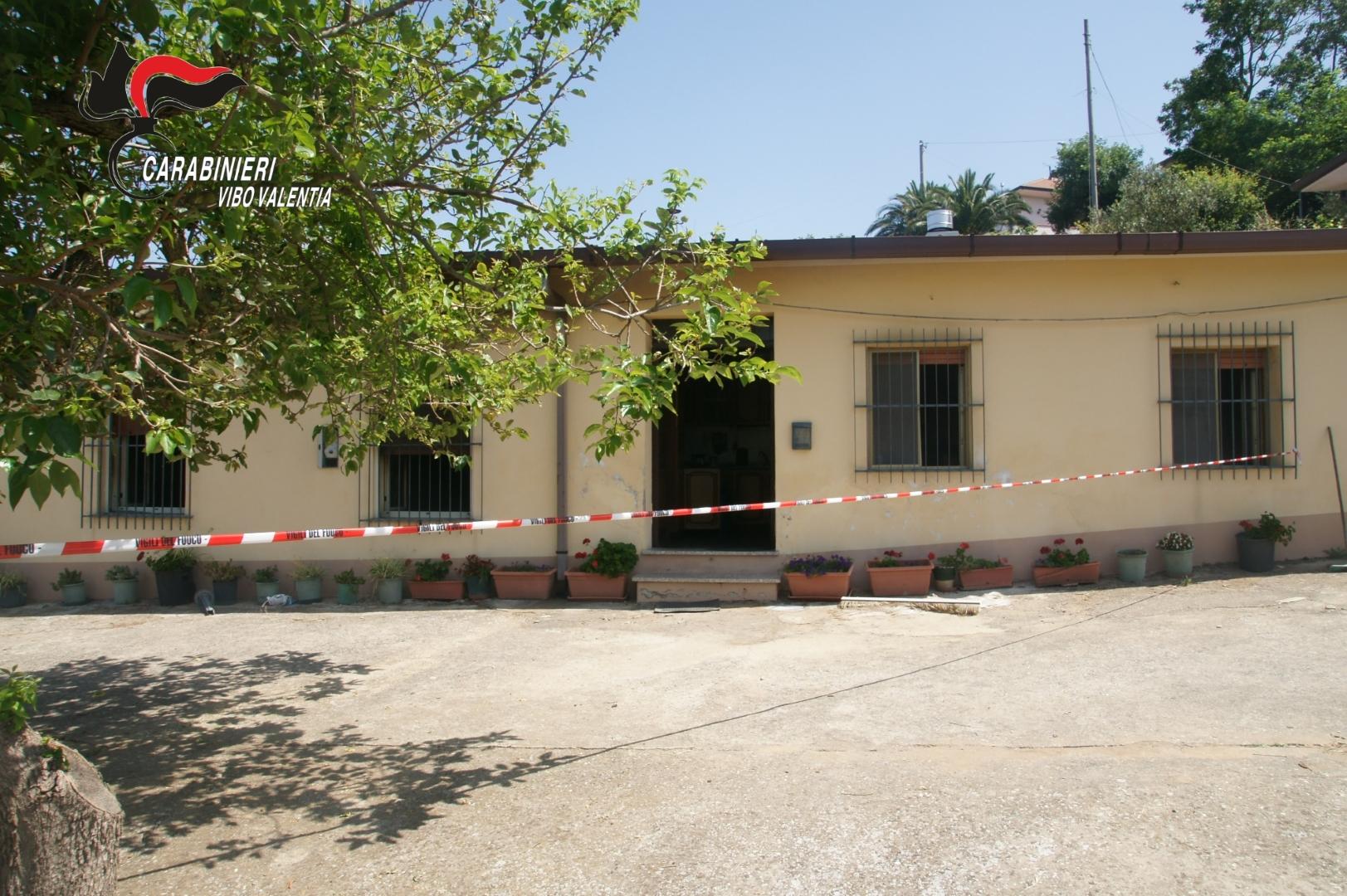 FOTO – Omicidio Andrea Mastrandrea, le immagini del luogo della rapina e dei presunti killer