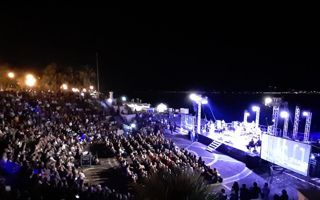 REGGIO LIVE FEST 2019 – La musica al centro di tutto  Coproduzione tra i Festival ALZIAMO IL SIPARIO e FATTI DI MUSICA