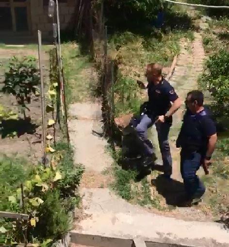 VIDEO - Tentato furto a casa di un giudice: l'inseguimento e gli arresti alle porte di Catanzaro