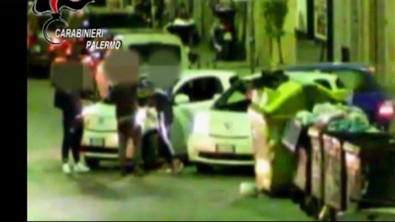 Mafia, asse Napoli–Palermo per spaccio droga: 12 arresti