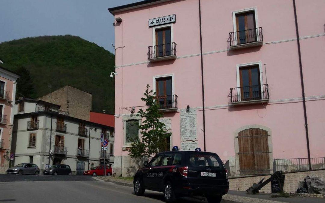 Monteforte, evade dagli arresti domiciliari, denunciato dai carabinieri