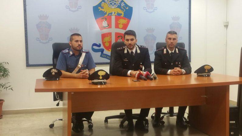 Estorsione ad un imprenditore di Vibo, due arrestiIn manette il boss Antonio Mancuso e il nipote