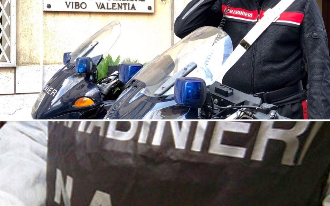 Controlli in bar ed esercizi commerciali del Vibonese  Sequestri, chiusure e sanzioni dei carabinieri del Nas