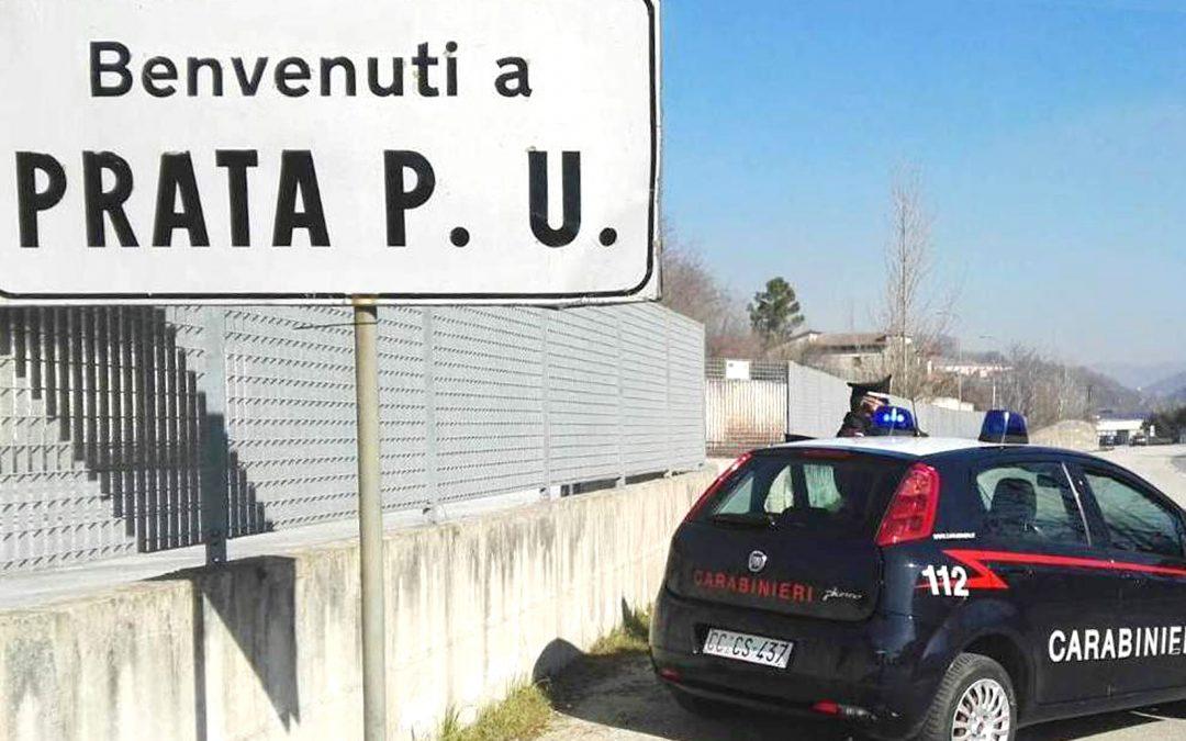 Armato di katana minaccia i carabinieri intervenuti per una lite: 52enne in manette